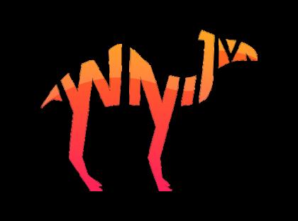 logo transparent space