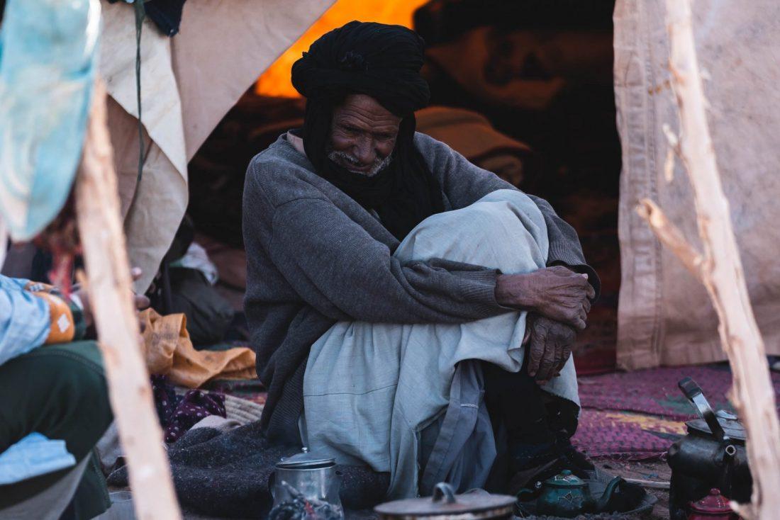 Grandad | Hamma El Gasmi |Nomad of the Sahara