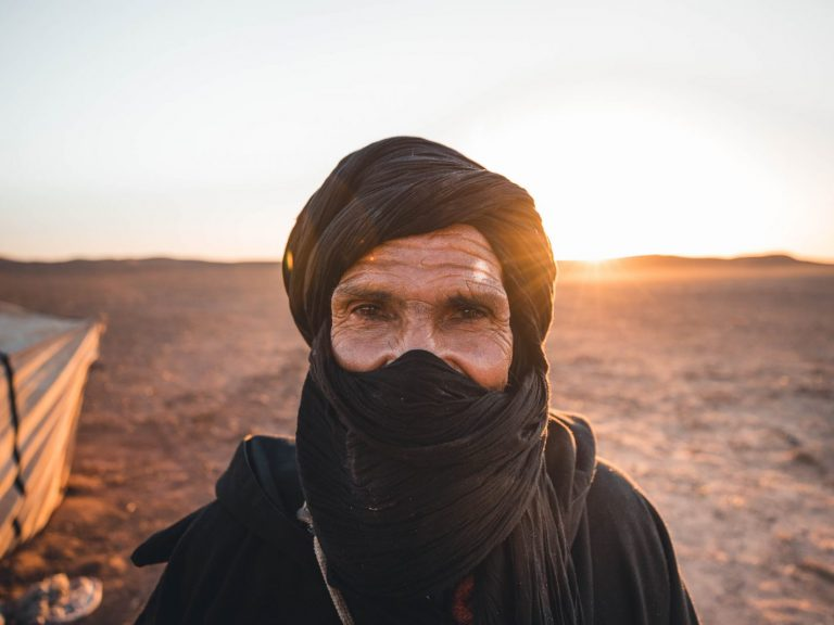 Uncle Mohamed | Walking with nomads / Nomad of the sahara