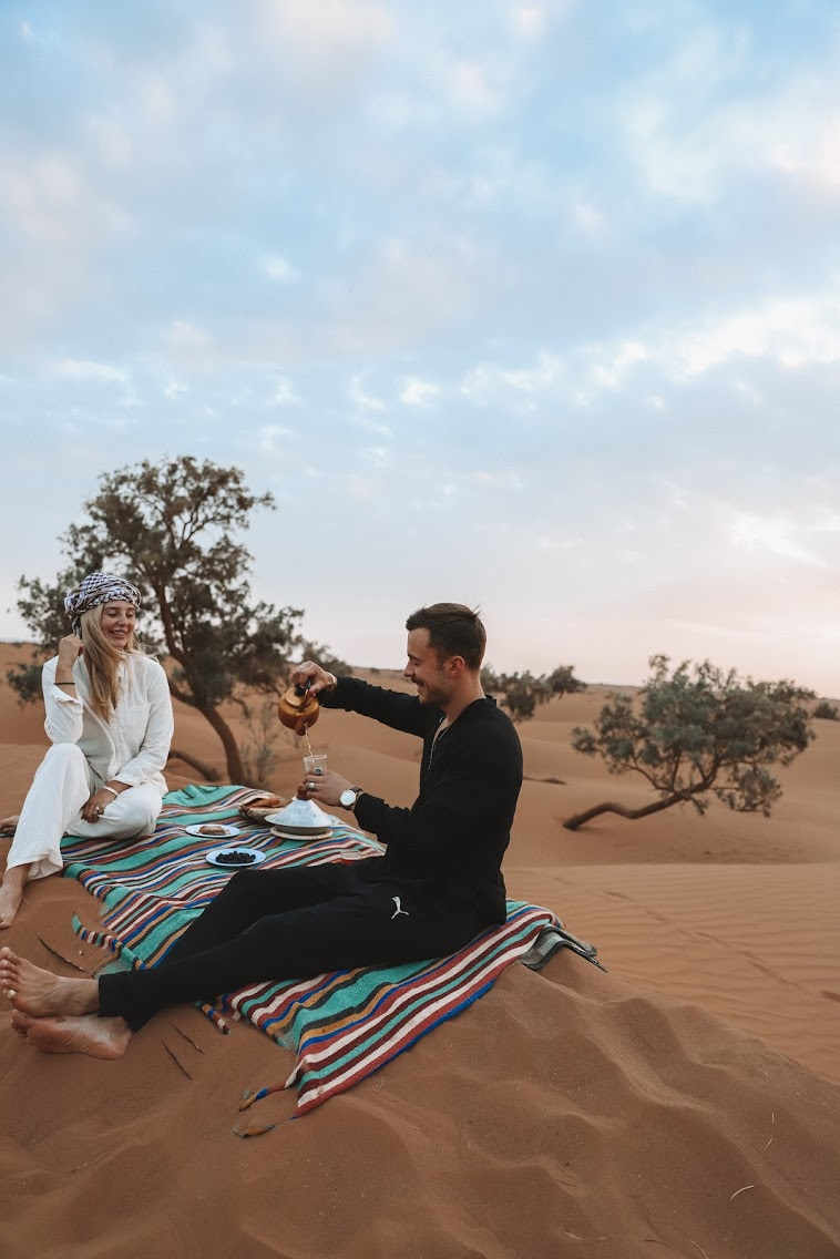 Ouad Laatach - Best Ten Places in M'Hamid Desert