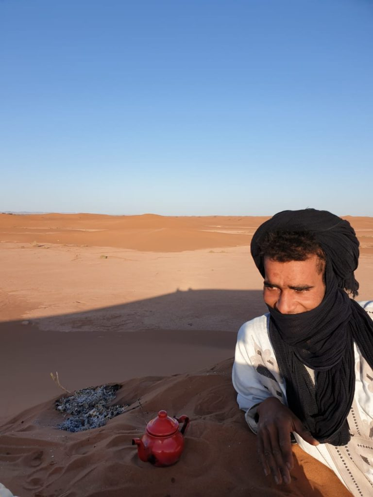 Mohar nomad of the sahara