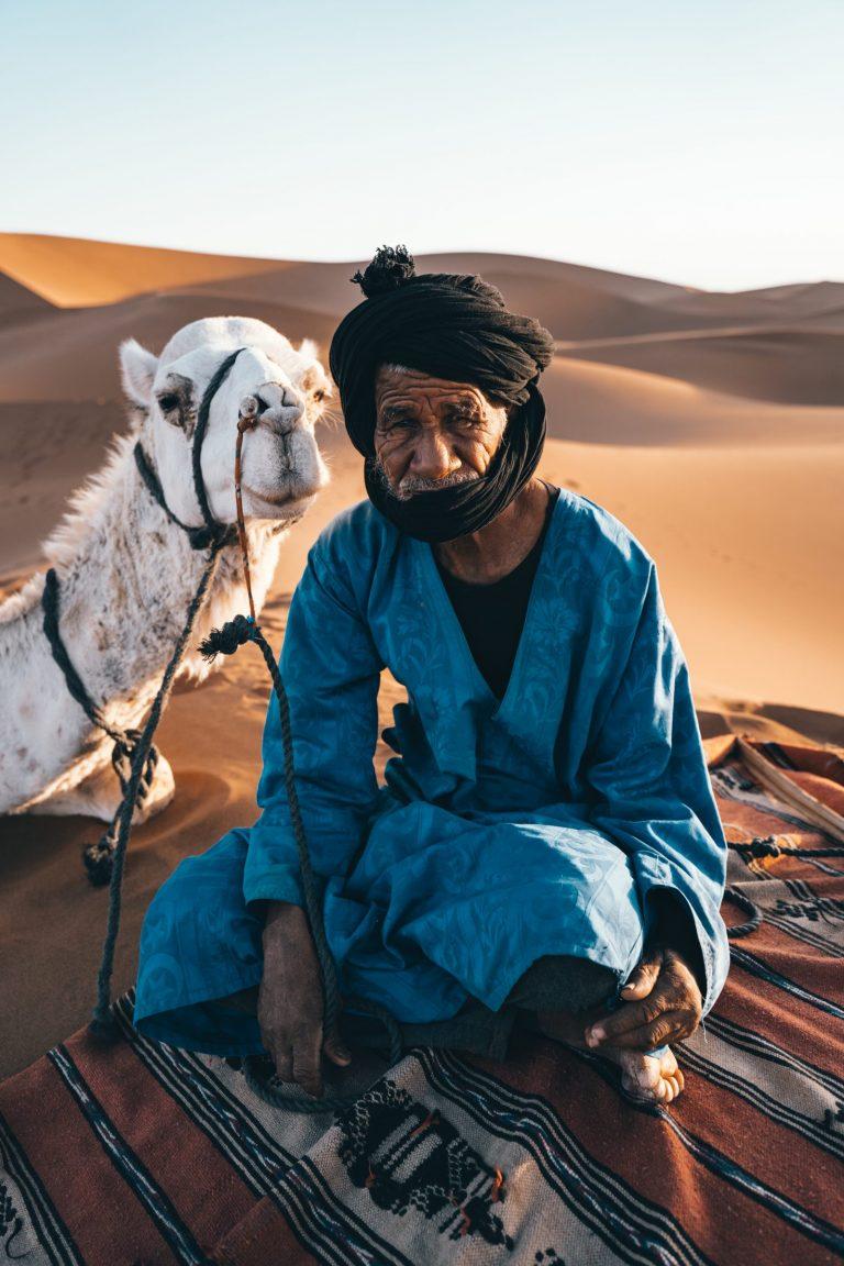 Mokhtar Nomad of Sahara