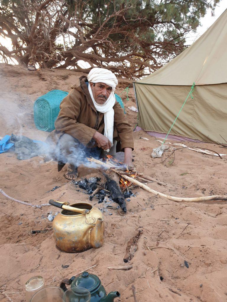 Salm nomad of Sahara