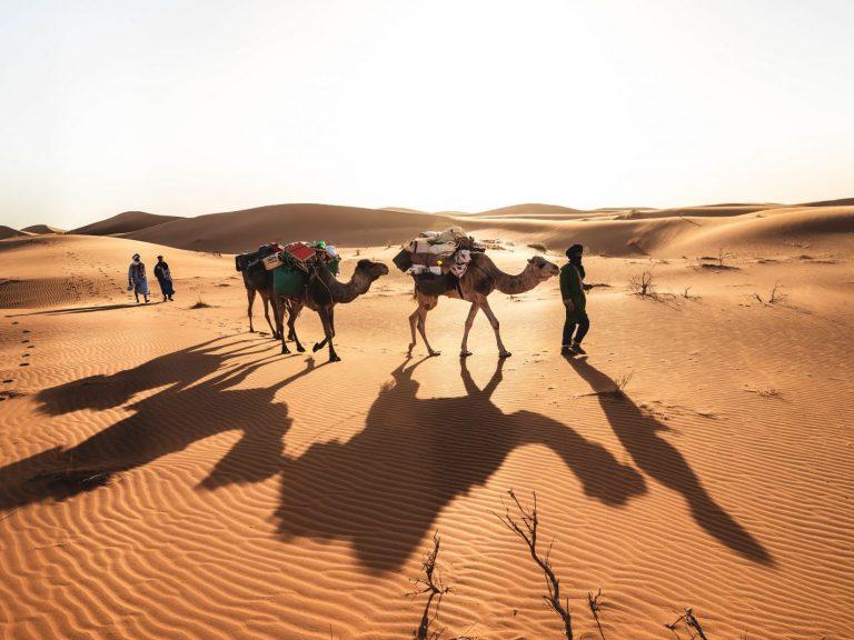 3 day trek in morocco desert