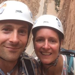 Natalie & Daniel Mountain Trek Guides