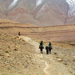 Anna Allworthy Walking with Nomads mountain trekking
