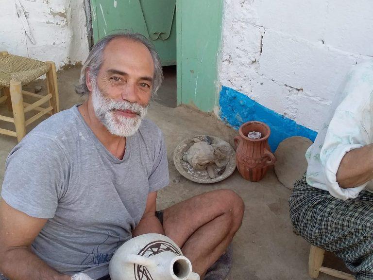 pottery guests aicha son fb