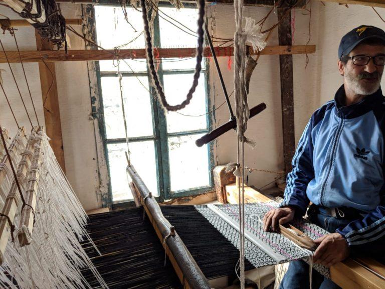 weaver mine