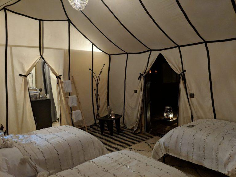 Eco Camp Bedroom Tent