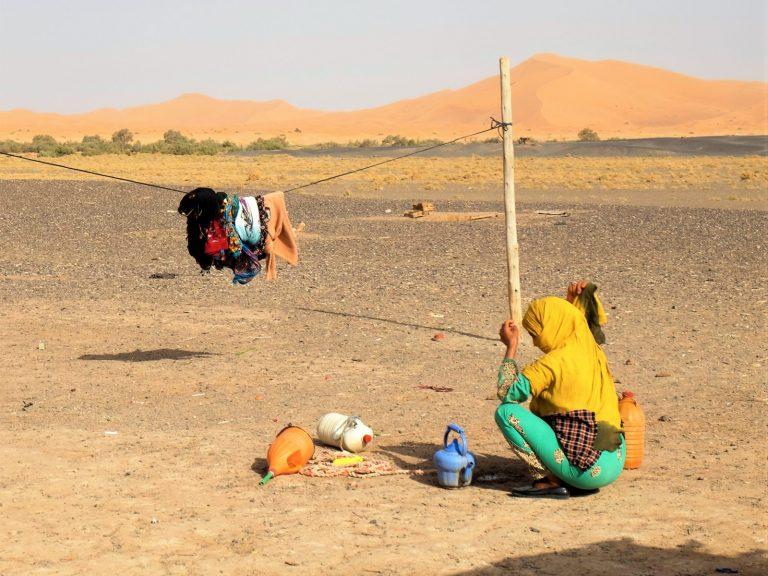 Nomad Hanging Washing