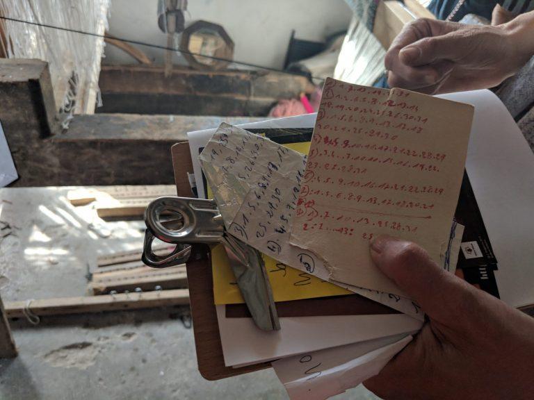 sefrou weaving notes Credit LB
